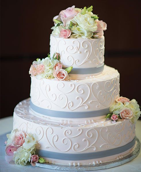 Traditional Wedding Cake Designs Pictures
